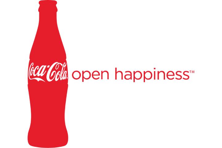 コカ・コーラ「Open Happiness」