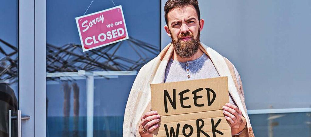 フリーランスが失業の危機