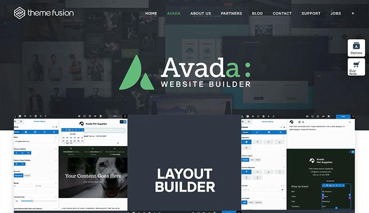 WordPressテーマ Avada