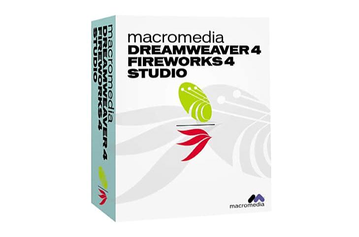 Macromedia Dreamweaver Fireworks Studio